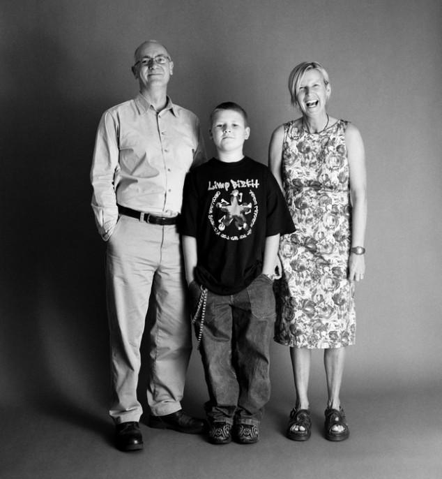 Fotografie rodiny, ktorá sa fotila každý rok po dobu 22 rokov-candyman.sk (11)