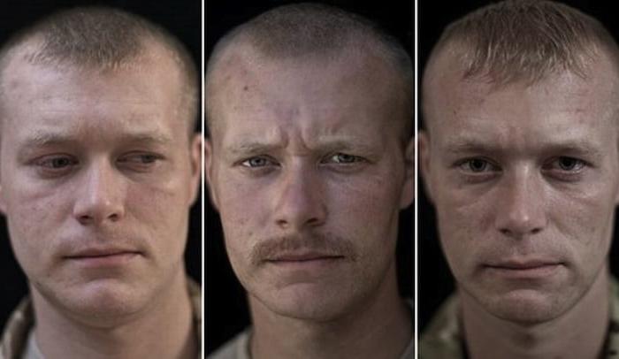 Portréty vojakov pred vojnovou misiou, počas a po jej ukončení-candyman.sk (1)
