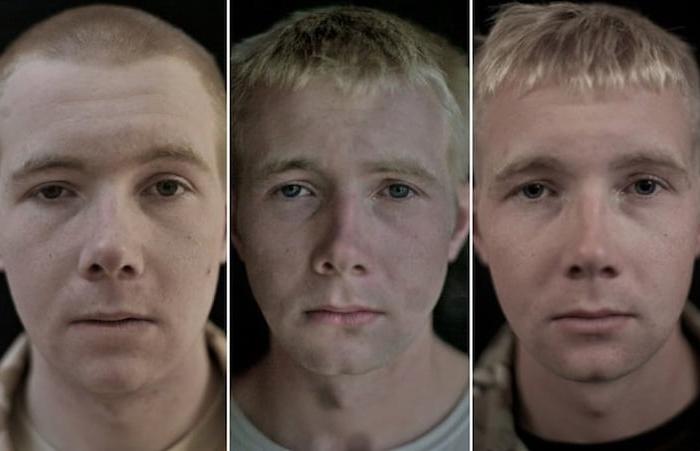 Portréty vojakov pred vojnovou misiou, počas a po jej ukončení-candyman.sk (11)