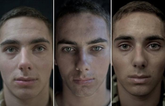 Portréty vojakov pred vojnovou misiou, počas a po jej ukončení-candyman.sk (14)