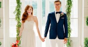 Romantická svadba snov, červená inšpirácia-candyman.sk (0)