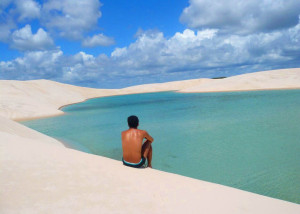 Magická pláž uprostred bielej púšte, brazílske lagúny-candyman.sk (1)