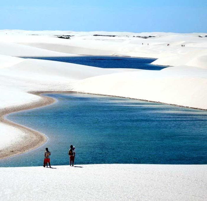 Magická pláž uprostred bielej púšte, brazílske lagúny-candyman.sk (6)