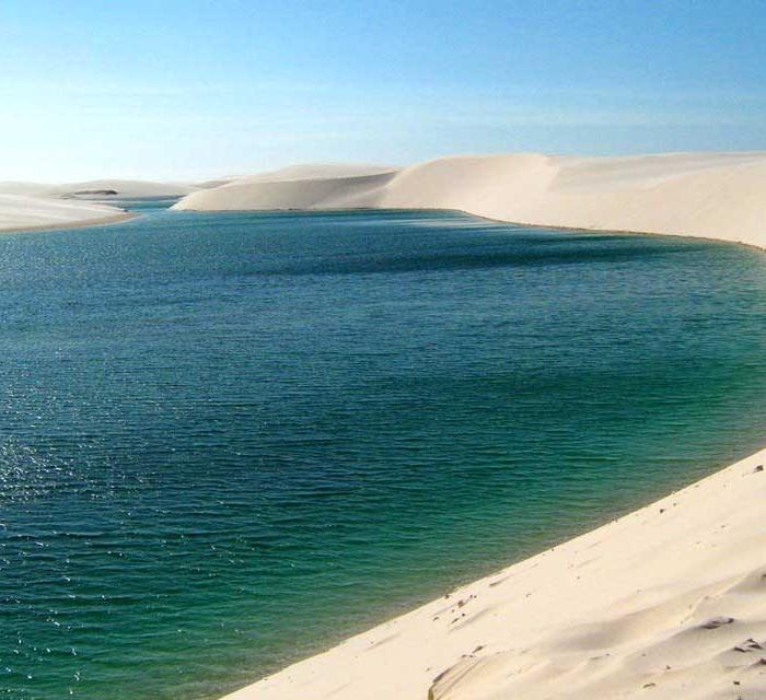 Magická pláž uprostred bielej púšte, brazílske lagúny-candyman.sk (9)