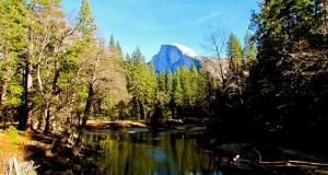 Najkrajší národný park Yosemite a jeho očarujúca príroda
