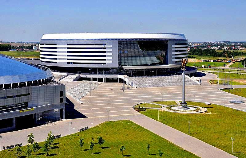 Aréna Minsk-MS-2014-v-hokeji,-Minsk,-program,-zaujímavosti-a-rozpis-zápasov-v-TV-candyman.sk