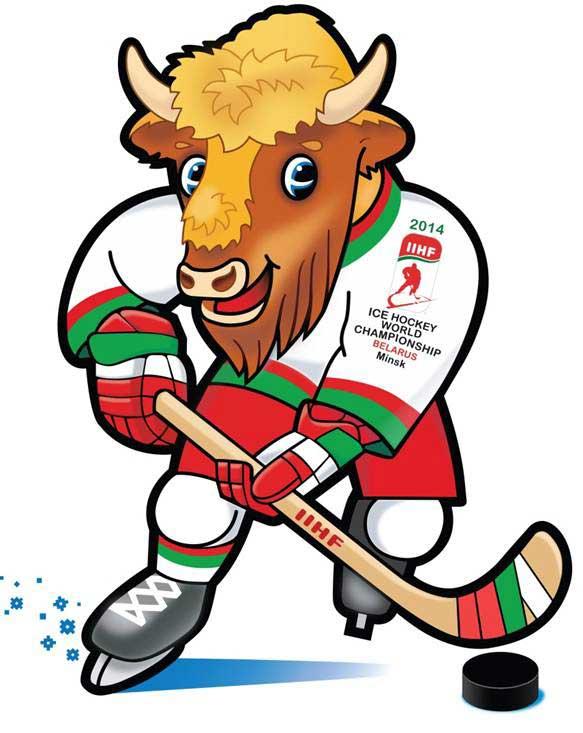 maskot-MS-2014-v-hokeji,-Minsk,-program,-zaujímavosti-a-rozpis-zápasov-v-TV-candyman