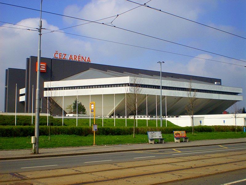 ČEZ aréna v Ostrave