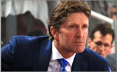 Mike Babcock, Toronto Maple Leafs