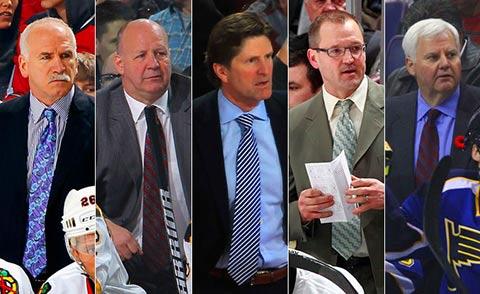 Tréneri NHL