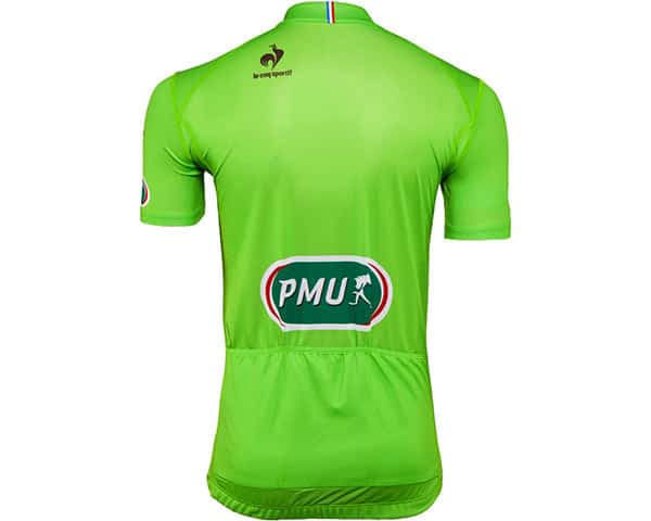 zelený dres TdF