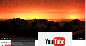 Ako zdieľať youtube video s presným časom | Candyman.sk