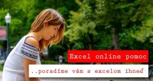 Excel online pomoc