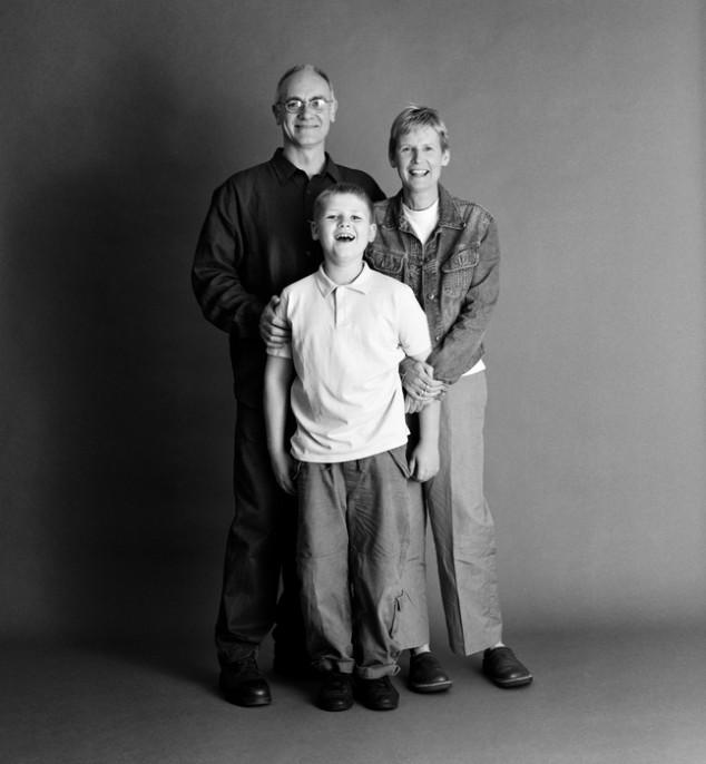 Fotografie rodiny, ktorá sa fotila každý rok po dobu 22 rokov-candyman.sk (10)