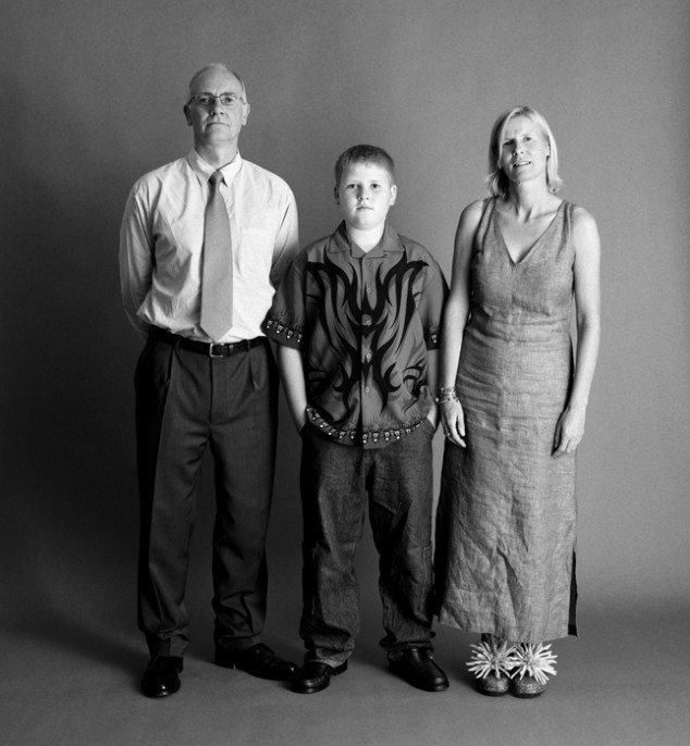Fotografie rodiny, ktorá sa fotila každý rok po dobu 22 rokov-candyman.sk (12)