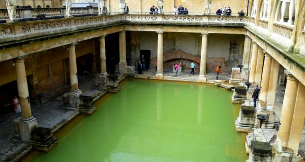 rímske kúpele