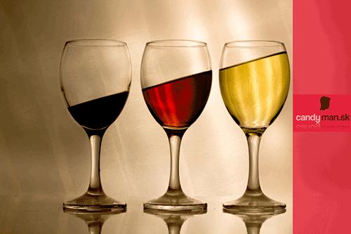 farba vína
