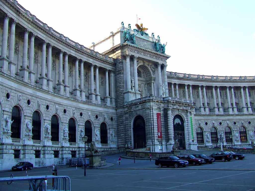 viedeň schonbrunn